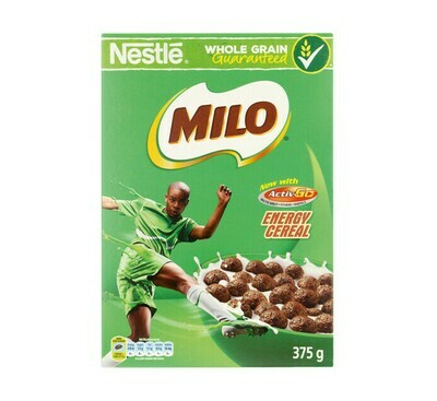 Nestle Milo Energy Cereal 375g