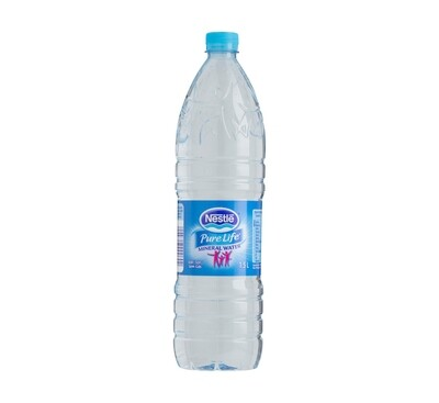 Nestle Pure Life Still Water 1.5lt