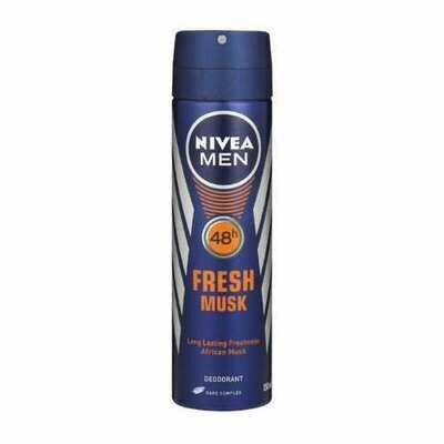 Nivea Antiperspirant Men Fresh Musk 150ml