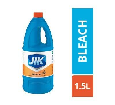 Jik Multi Action Bleach Regular 1.5lt
