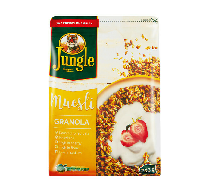 Jungle Muesli Granola 750g