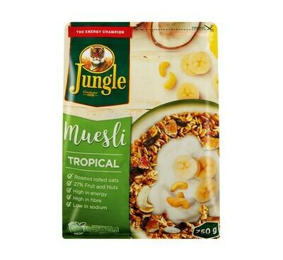 Jungle Muesli Tropical 750g
