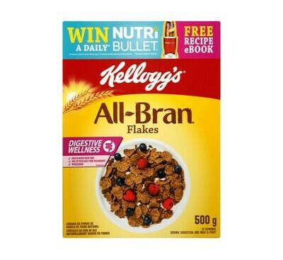 Kellogg's All Bran Flakes 500g