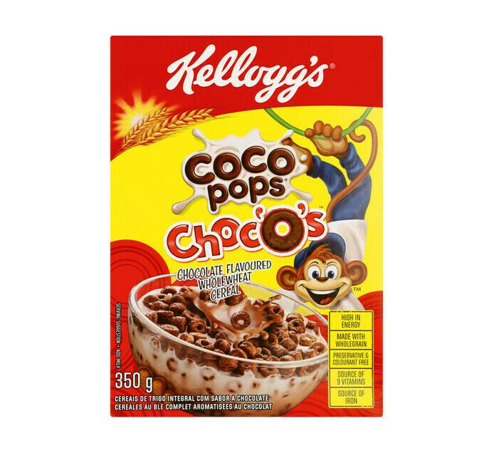 Kellogg's Coco Pops Fills 350g