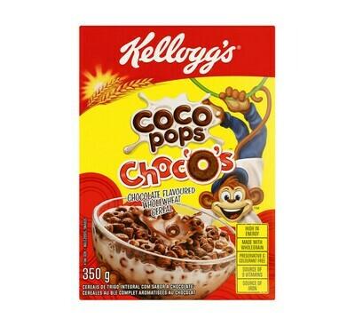 Kellogg's Chocos Pops Chocos 350g