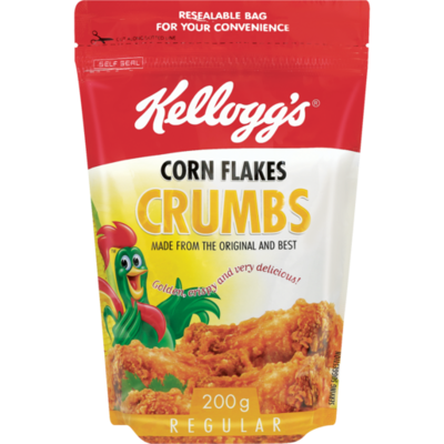 Kellogg's Corn Flakes Crumbs Regular 200g