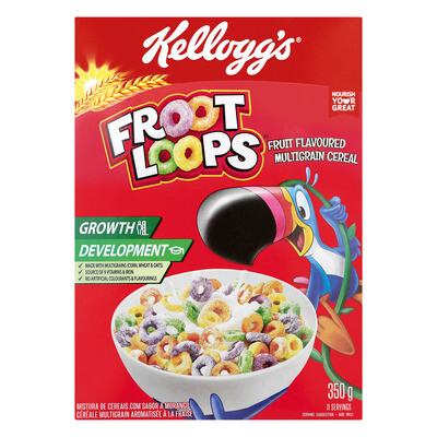 Kellogg's Froot Loops 350g