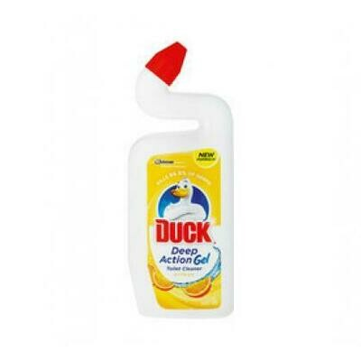 Duck Deep Action Gel Citrus 500ml