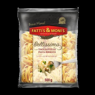 Fattis & Moni's Bellissimo Pasta Ribbons 500g