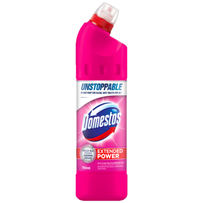 Domestos Unstoppable Extended Power Summer Fresh 6x500ml