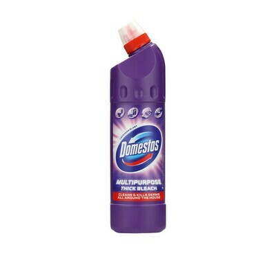 Domestos Unstoppable Extended Power Lavender Blast 6x500ml