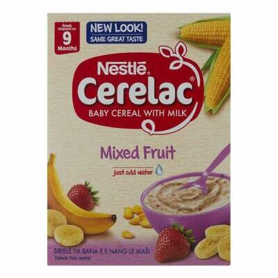 Nestle Cerelac With Milk 9 Months Mixed Fruit 250g