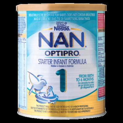 Nestle Nan Optipro 1 Starter Infant Formula  400g