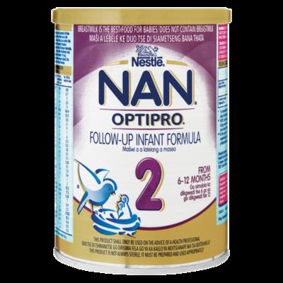 Nestle Nan Optipro 2 Follow Up Formula 900g