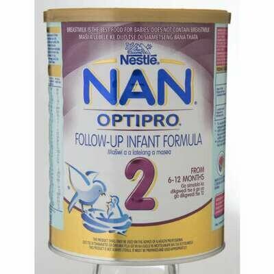 Nestle Nan Optipro 2 Follow Up Formula 6x400g