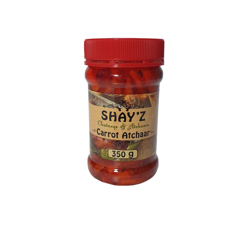 Shayz Atchaar Carrot 350g