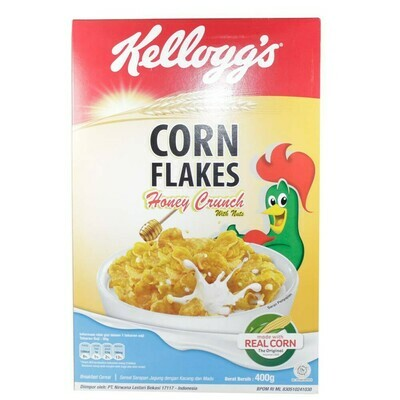Kellogg's Corn Flakes Honey Crunch 400g