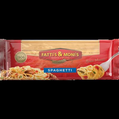 Fattis & Moni's Spaghetti Pasta 1kg