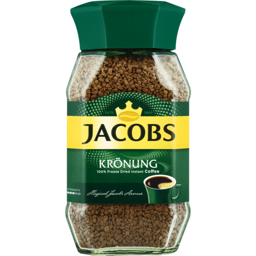 Jacobs Krunung Instant Coffee 200g