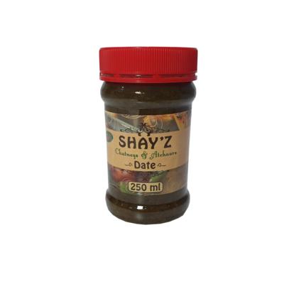 Shayz Chutney Date 250ml