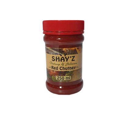 Shayz Chutney Red 250ml