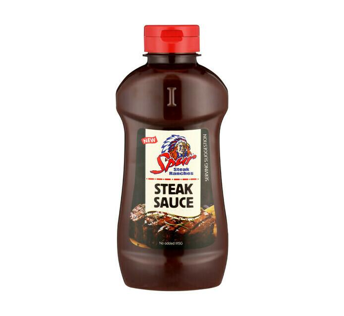 Spur Steak Sauce Squeeze 500ml