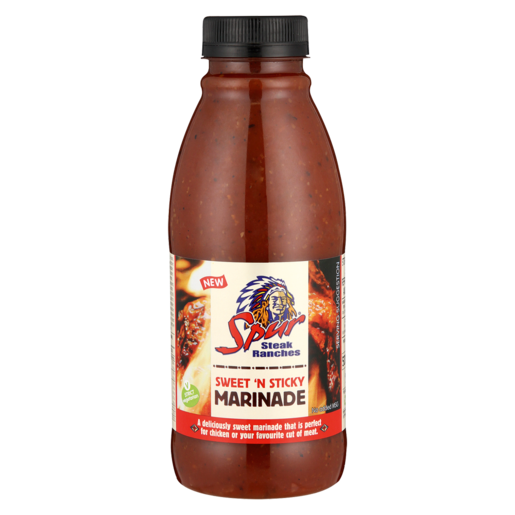 Spur Sweet N Sticky Marinade 500ml