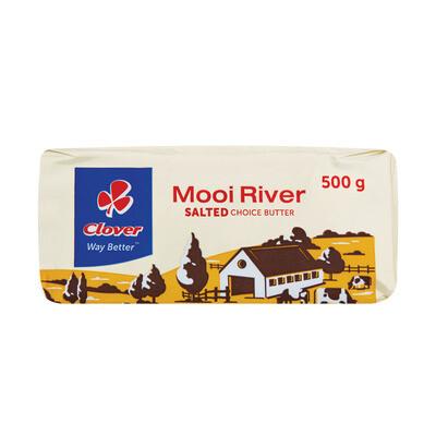 Clover Mooi River Salted Butter 500g