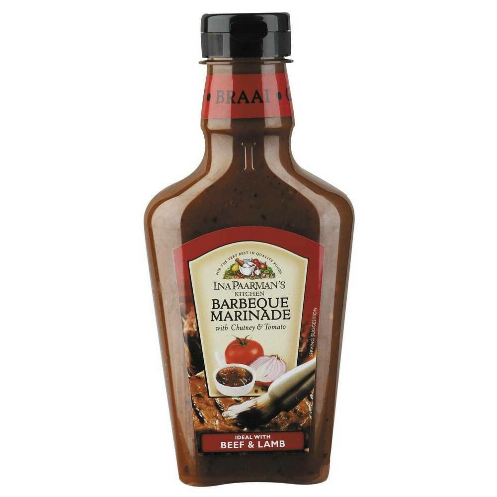 Ina Paarmans Barbeque Marinade 500ml