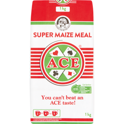 Ace Super Maize Meal 1kg