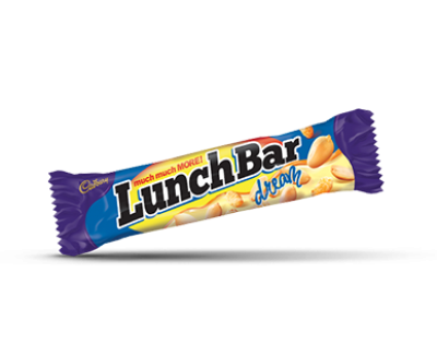 Cadbury Lunch Bar Dream Chocolate 48g