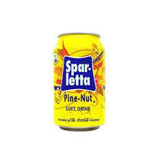 Sparletta Pine Nut 6x400ml