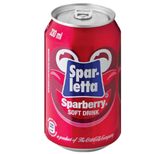 Sparletta Sparberry 6x400ml