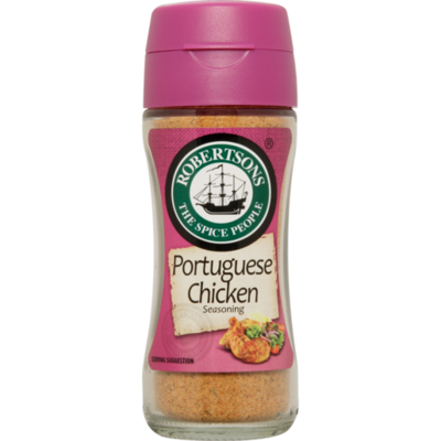 Robertsons Portugese Chicken 72g