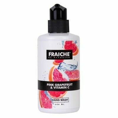 Hypoderm Hand Wash Pink Grapefruit & Vitamin C 300ml