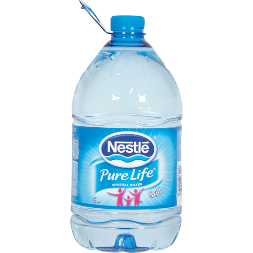 Nestle Pure Life Still Water 5lt