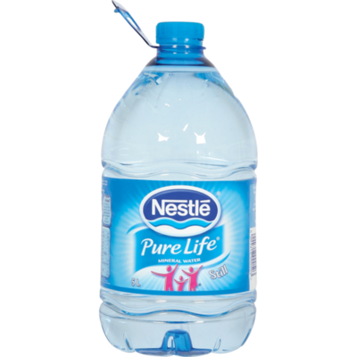 Nestle Pure Life Still Water 5lt