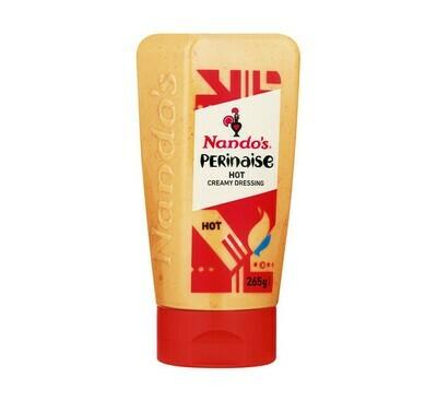 Nandos Perinaise Hot Creamy Dressing 265g