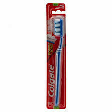 Colgate Double Action Toothbrush Blue