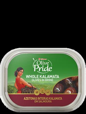 Clover Olive Pride Whole Kalamata Olives In Brine 280g