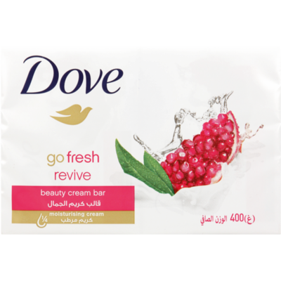 Dove Soap Go Fresh Revive 4x100g