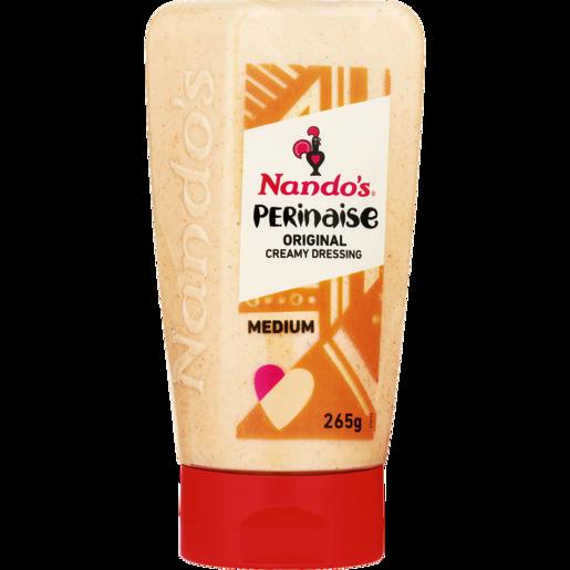 Nandos Perinaise Original Creamy Dressing 265g