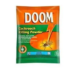 Doom Coackroach Killing Powder 6x5g