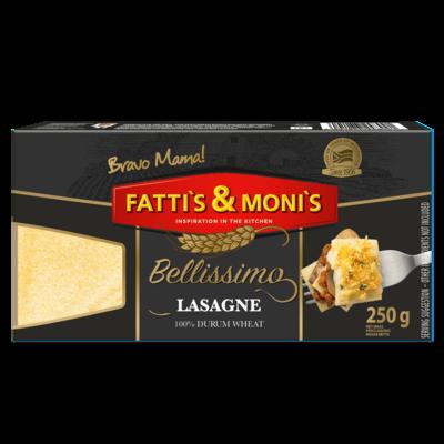 Fattis & Moni's Bellissimo Lasagne 250g