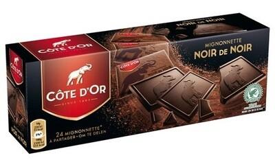 Côte D'Or Mignonnettes Noir De Noir 240g