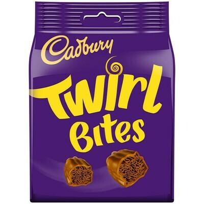 Cadbury Twirl Bites Pouch 109g