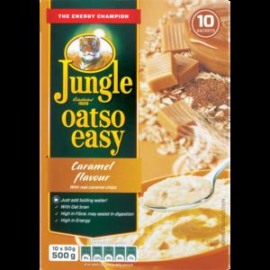 Jungle Oatso Easy Caramel 500g