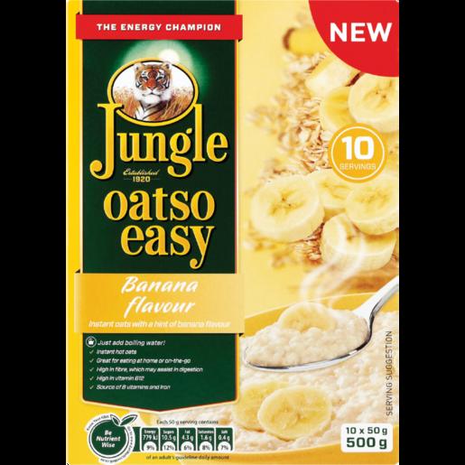 Jungle Oatso Easy Banana 500g