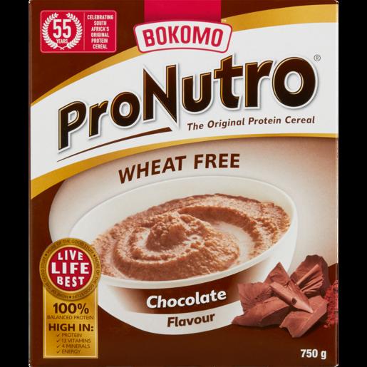 Bokomo ProNutro Chocolate Wheat free 750g