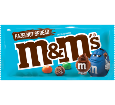 M&M's Hazelnut Spread 40g